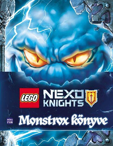 LEGO® NEXO KNIGHTS™ Monstrox könyve