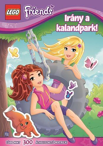 LEGO® Friends - Irány a kalandpark!