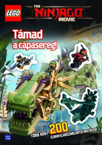 LEGO Ninjago - Támad a cápasereg!