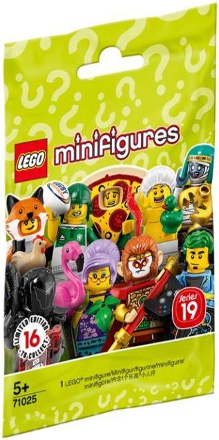 LEGO Minifigurák: 19. széria