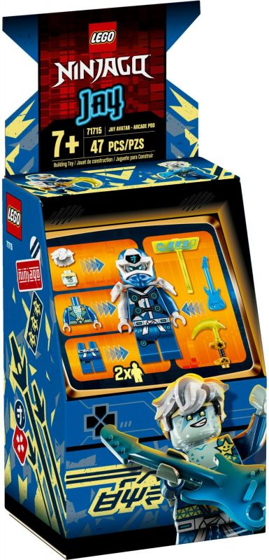 Jay Avatár - Játékautomata