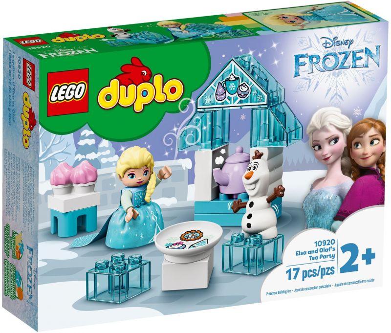 Elsa és Olaf teapartija