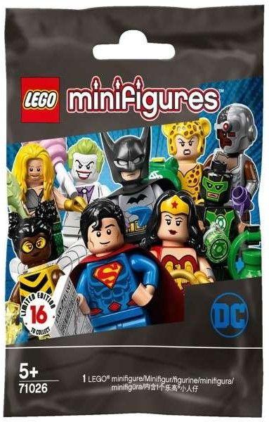 LEGO Gyűjthető minifigurák DC Super Heroes - DC Szuperhősök sorozat