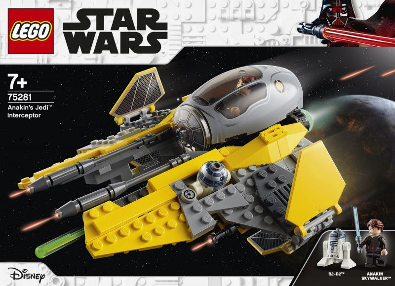 Anakin Jedi Vadászgépe