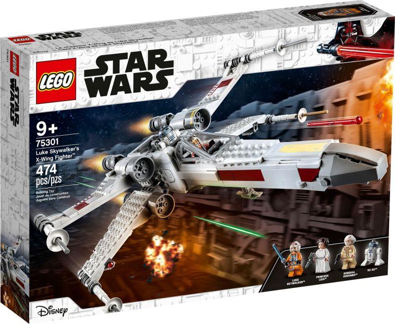 Luke Skywalker X-szárnyú Vadászgépe™