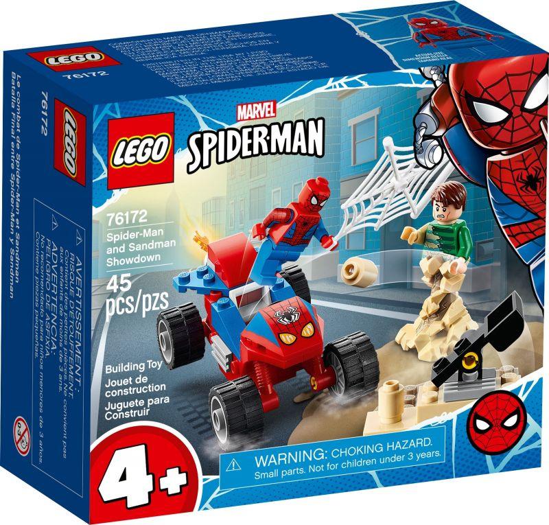 Pókember és Sandman Leszámolása